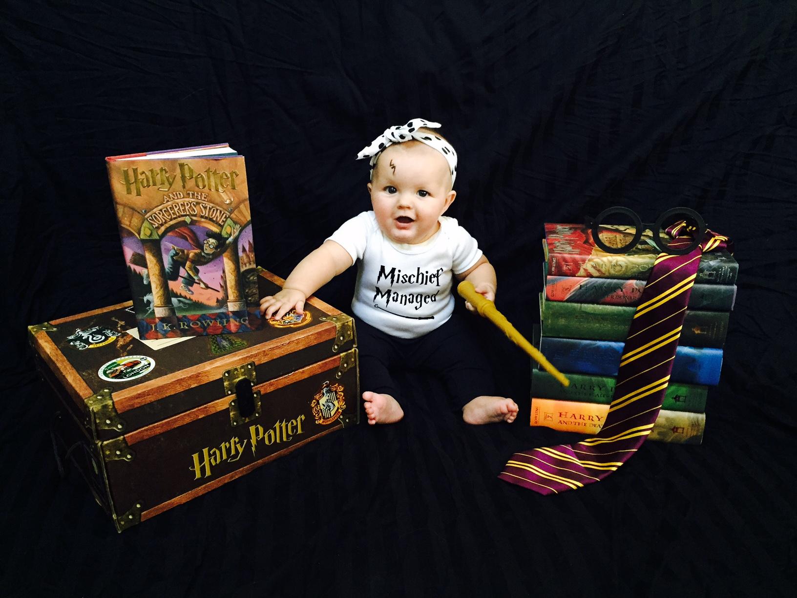Harry Potter Book Club : Harry potter book club danica holdaway