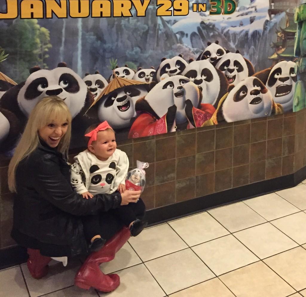 panda baby