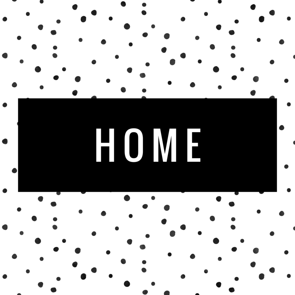 Word of 2017: Home